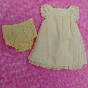 Wonder Kids dress & diaper cover